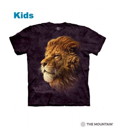 Kids King of the Savanna T-shirt | The Mountain®
